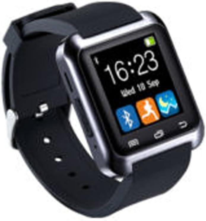 UxradG Sport U8 - Pulsera Inteligente con podómetro, Bluetooth ...