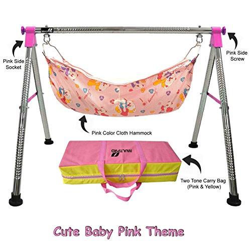 Multipro Baby Cradle Swing Indian Ghodiyu Newborn Baby