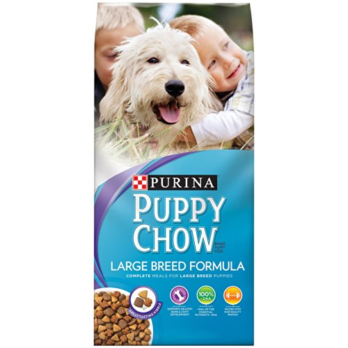 Puppy Food 16.5LB (Pack of 6) by Puppy Chow