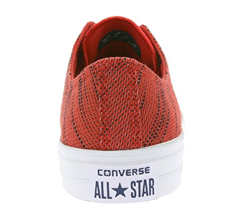 Converse Chuck Taylor All Star Ii Ox - Zapatillas Unisex adulto Rot