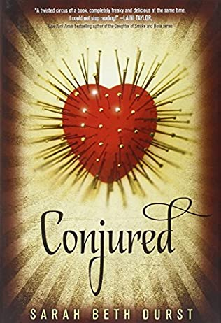 book cover of Conjured