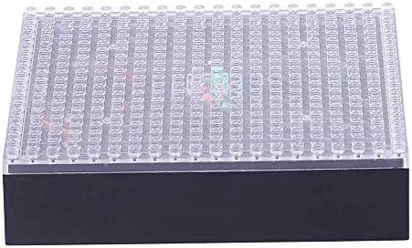 LOZ Diamond-Blocks Multi Color LED Model Display Base Plate for Nano-Blocks