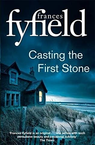 book cover of Casting the First Stone