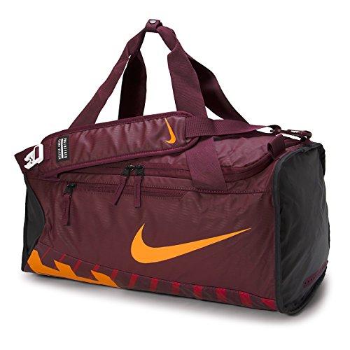 19000577b6 Nike BA5183-681 Alpha Adapt Crossbody (Night Maroon Black Bright Citrus) Duffel  Bag - Buy Online in UAE.
