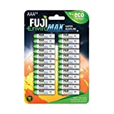 Fuji EnviroMAX Super Alkaline AAA Eco Friendly Batteries (Pack of 24)