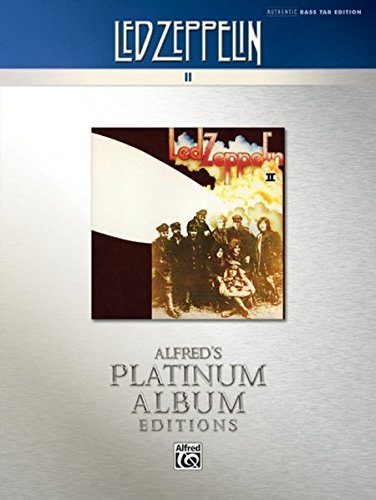 latinum Bass Guitar: Authentic Bass TAB (Alfred's Platinum Album Editions) ()