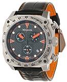 Montrek Unisex M41.1213.L413 CR1 Chronograph Swiss Quartz Watch, Watch Central