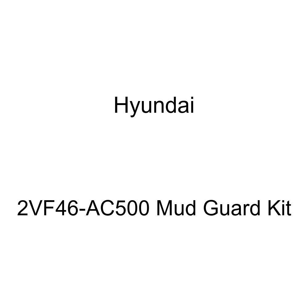 HYUNDAI Genuine 2VF46-AC500 Mud Guard Kit