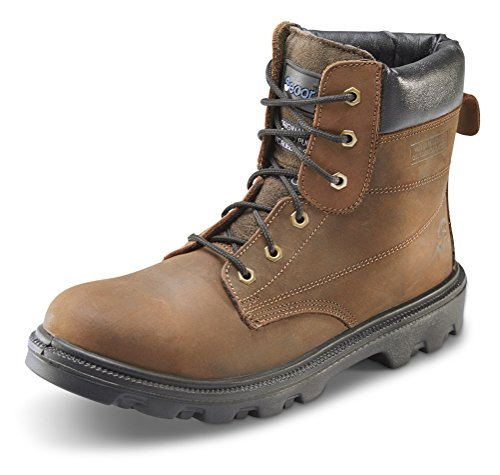Sherpa 6 Zoll-B-Click Schuhe, Stiefel Brown