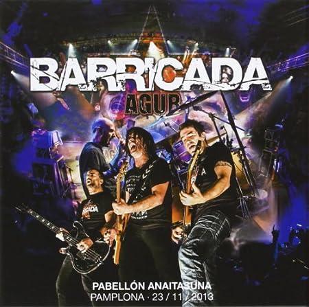 Agur: Directo Pamplona : Barricada: Amazon.es: Música