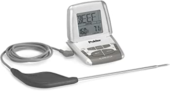Polder Deluxe Preset In-Oven Cooking Thermometer