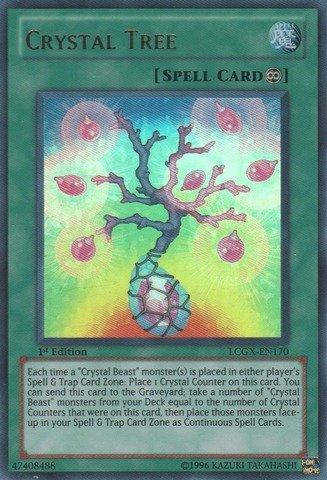 yu gi oh crystal tree - 2