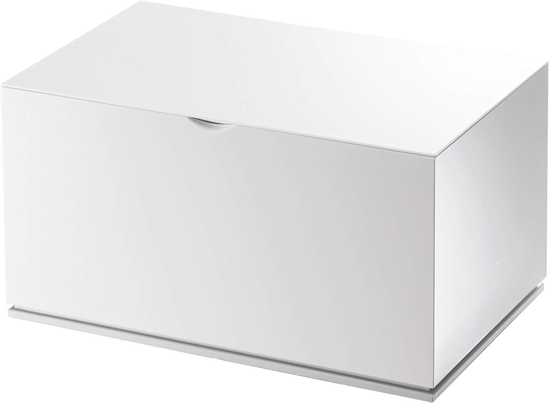 YAMAZAKI home Veil Cotton Case – Bathroom Storage Container & Organizer