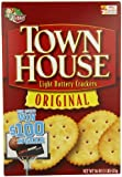Town House Crackers, Original, 16-Ounce Boxes (Pack of 6)