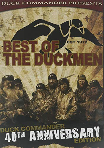 Best of The Duckmen 40th Anniversary Hunting DVD from DUCK COMMANDER