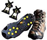 Limm Pro Traction Cleats for Snow and Ice (Large)
