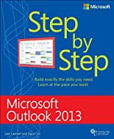 Microsoft Outlook 2013 Step By Step Front Cover
