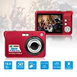 HD Mini Digital Video Camera,Digital Point and Shoot Video Recorder Camera-Christmas&Birthday Gift