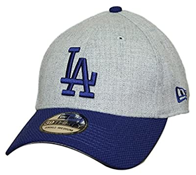 "Los Angeles Dodgers New Era MLB 39THIRTY ""Change Up Redux"" Flex Fit Hat"