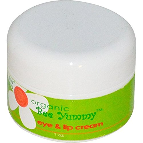 Live Live & Organic, Organic Bee Yummy, Eye & Lip Cream, 1oz. (1 ounce)