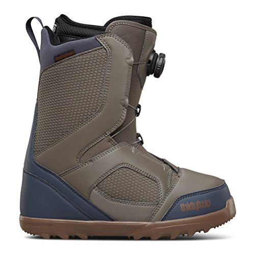 thirtytwo STW Boa Snowboard Boots 2018-13.0/Brown