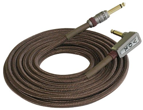 Professional Acoustic Instrument Cable (Vox VAC19 - 19ft Professional Acoustic Instrument Cable)