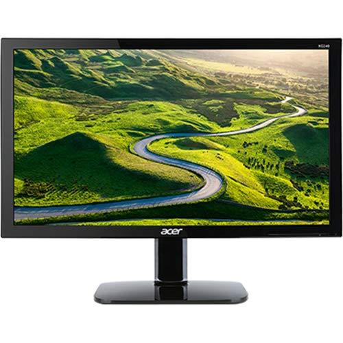"""Acer KG240 24"""" LED LCD Monitor - 16:9-1 ms GTG"""