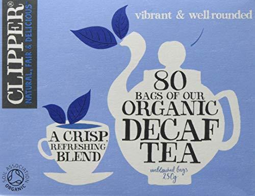 bleached Bags of Organic Decaf Tea - 125gr ()