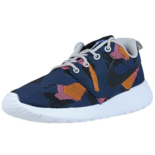 842c53c77b238 Galleon - NIKE Wmns Roshe One JCRD Print Women Lifestyle Casual Sneakers  New Game Royal - 9.5