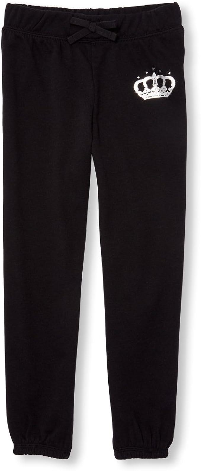 Amazon.com: The Children's Place Big Girls' Active Fleece Pants: Clothing