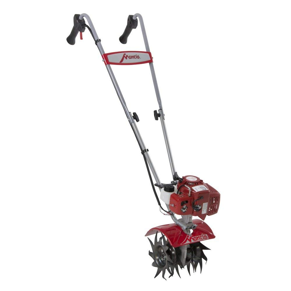 Mantis 7228 2-Cycle Tiller/Cultivator (Renewed)