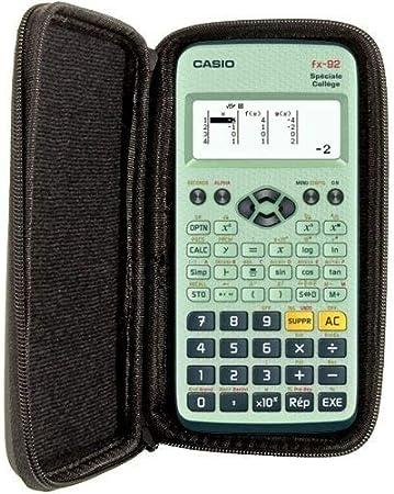 Funda compatible con Casio FX-92+: Amazon.es: Oficina y papelería