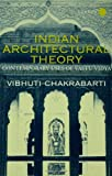 Indian Architectural Theory, Vibhuti Chakrabarti, 0700711139
