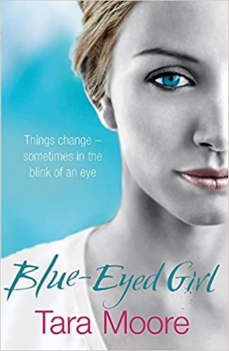 Book Blue-Eyed Girl