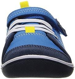 Stride Rite Dakota Sneaker (Toddler), Blue, 5 M US Toddler