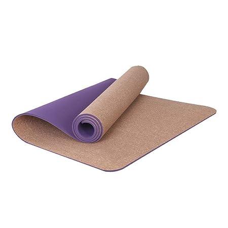 Colchoneta de yoga de corcho, corcho natural ecológico de ...