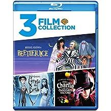 Beetlejuice / Charlie and the Chocolate Factory / Tim Burton's Corpse Bride