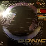 Table Tennis Rubber Donic Sonex JP, max, red