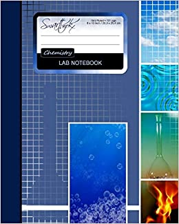 Lab Notebook Chemistry Laboratory Notebook For Science Student Research College 101 Pages Perfect Bound 8 X 10 Inch Composition Books Specialist Scientific Smart Bookx 9781512033663 Amazon Com Books