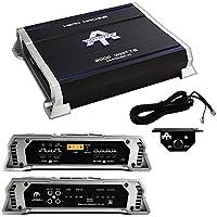 New Autotek MMA2000.1D 2000 Watt Mono Class D Amplifier Mean Machine Car Amp