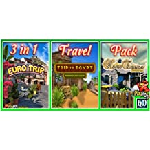 Travel Pack - 3 in 1 - Hidden Object Game [Download]
