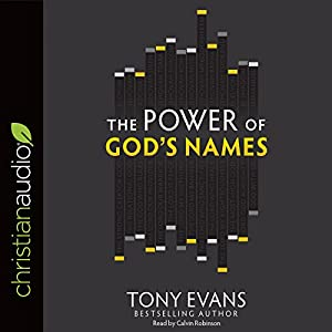The Power of God's Names Audiobook