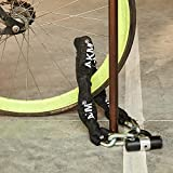AKM Security Bike Chain Lock Heavy Duty Bicycle