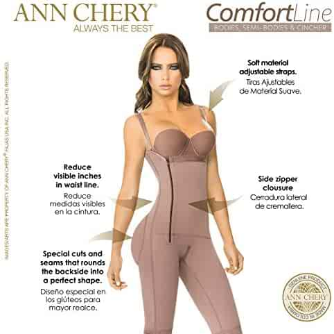 d3707ec326748 Ann Chery Comfort Line High Compression Post Surgical Daily Use Body Shaper
