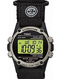 Timex Unisex T77761CS Expedition Chrono Alarm Timer Velcro Strap