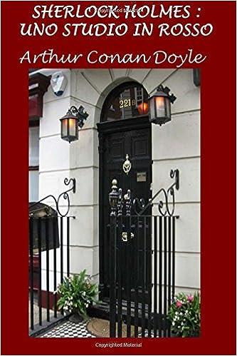 Uno studio in rosso (Italian Edition)