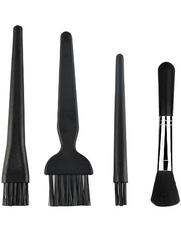 ShipeeKin 4 en 1 Kit de cepillo de limpieza de polvo eléctrico/3 tamaños de