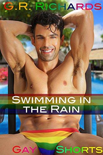 Erotic gay man swim wear