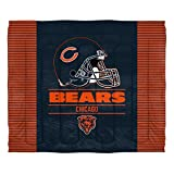 NFL Chicago Bears Draft Full/Queen Comforter and