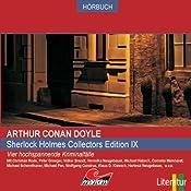 Sherlock Holmes Collectors Edition IX   Arthur Conan Doyle